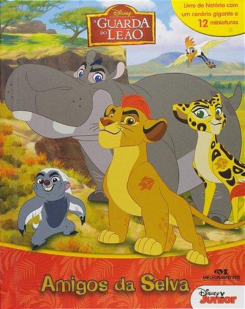 Disney Guarda do Leão - Amigos da Selva