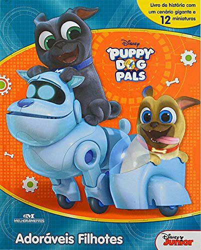 Disney Junior Puppy Dog Pals - Adoraveis Filhotes
