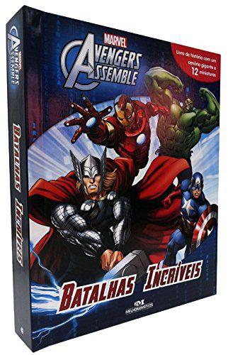 Marvel Avengers Assemble - Batalhas Incríveis