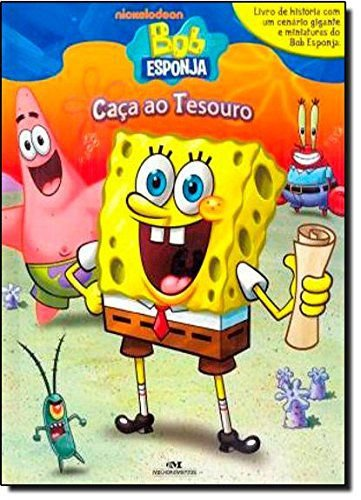 Nickelodeon Bob Esponja - Caça ao Tesouro