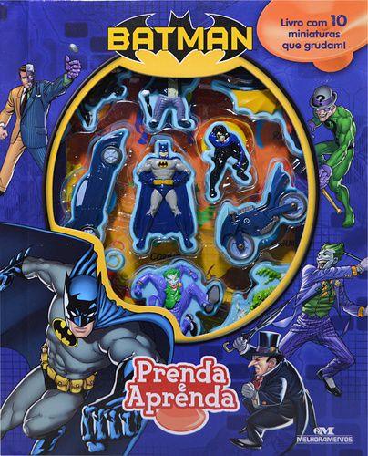 Batman – Prenda e Aprenda