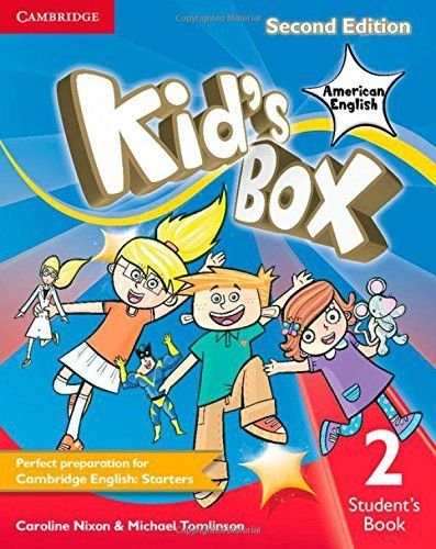 Kid´s Box American English 2 Student´s Book