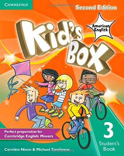 Kid´s Box American English 3 Student´s Book