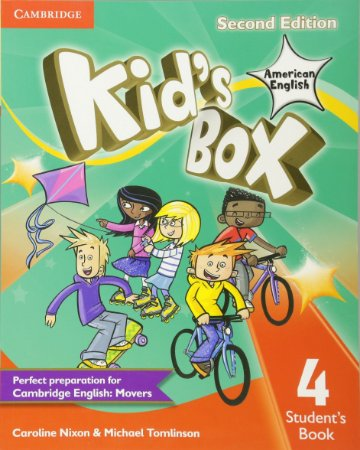 Kid´s Box American English 4 Student´s Book