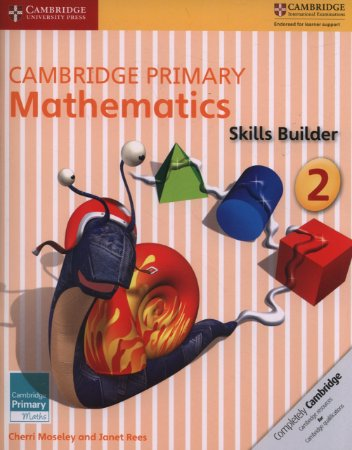 Cambridge Primary Maths Stage 2 - Skills Builder - 2º Ano