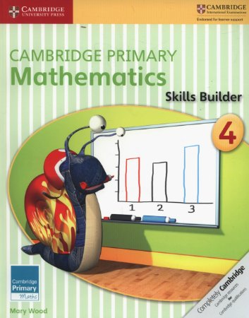 Cambridge Primary Maths Stage 4 - Skills Builder