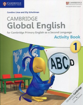 Cambridge Global English Stage 1 - Activity Book