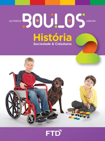 História, Sociedade e Cidadania - 2º ano