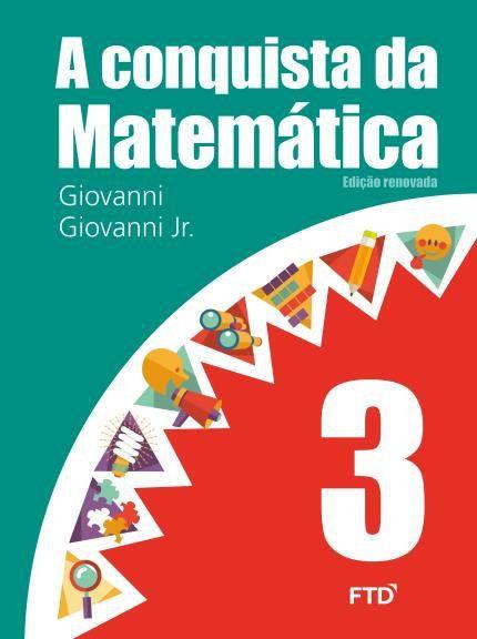 A Conquista da Matemática - 3º ano