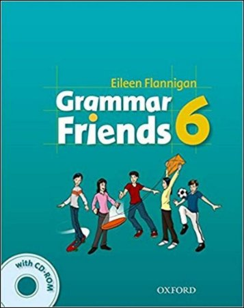 Grammar Friends 6 - Student's Book With CD-ROM
