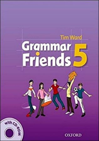 Grammar Friends 5 - Student's Book With CD-ROM