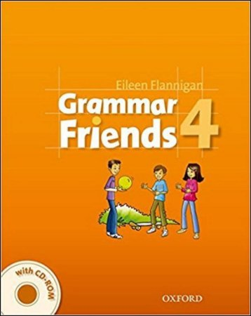 Grammar Friends 4 - Student's Book With CD-ROM