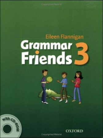 Grammar Friends 3 - Student's Book With CD-ROM