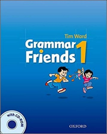 Grammar Friends 1 - Student's Book With CD-ROM