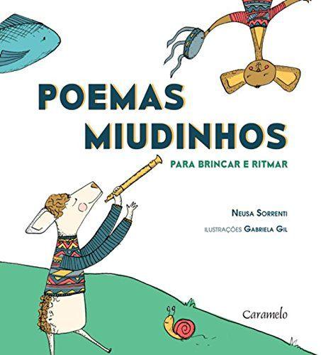 Poemas Miudinhos - Para Brincar e Ritmar