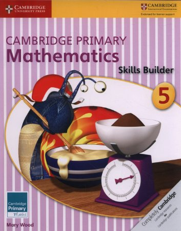 Cambridge Primary Maths Stage 5 - Skills Builder