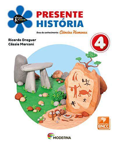 Projeto Presente - História - 4º Ano