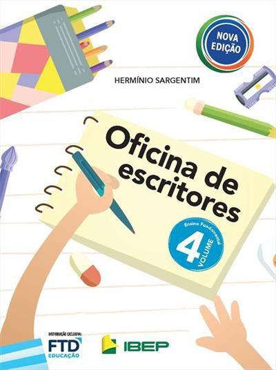 Oficina de Escritores - Volume 4