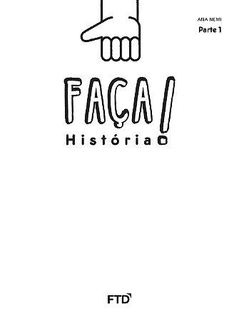 Conjunto Faça História - 1º Ano