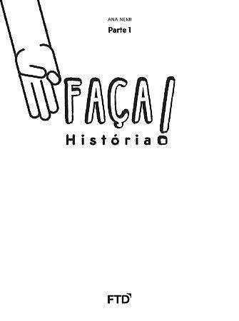 Conjunto Faça História - 3º ano