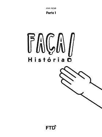 Conjunto Faça História - 5º ano