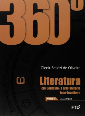 Conjunto 360° - Literatura - Volume Único