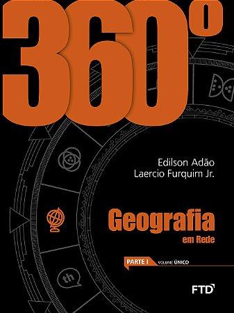 Conjunto 360° - Geografia - Volume Único