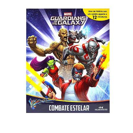 Combate Estelar - Guardians of the Galaxy - Guardiões da Galaxia