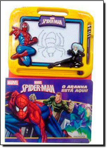 Tela Mágica - Spider-Man - O Aranha está Aqui!