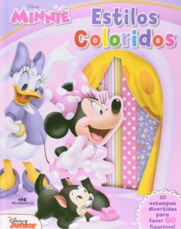 Minnie - Estilos Coloridos