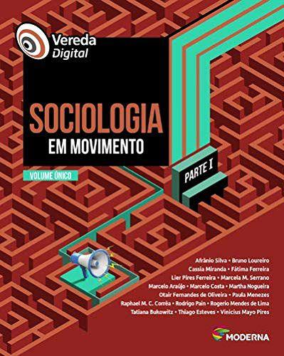 Vereda Digital - Sociologia em Movimento - Volume Único