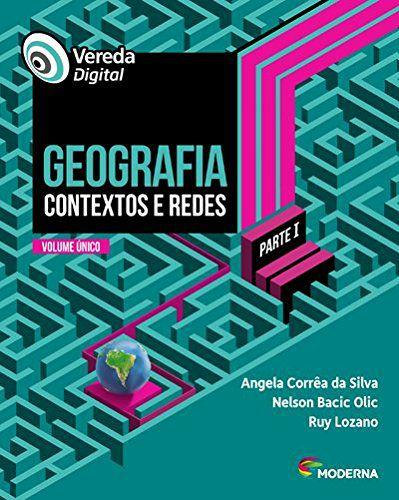 Vereda Digital - Geografia - Contextos e Redes - Volume Único