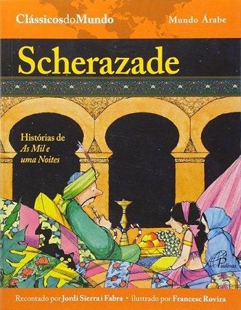 Scherazade - Histórias de as Mil e Uma Noites