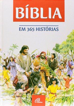 Bíblia Para Crianças em 365 Histórias