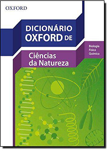 Dicionário Oxford de Ciências da Natureza