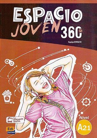 Espacio Joven 360 A2.1 - Libro Del Alumno