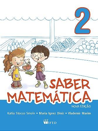 Kit Saber matemática - 2º ano