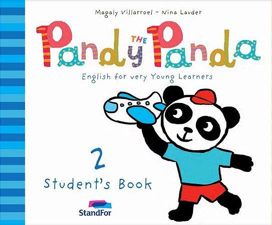 Kit Pandy the panda 2