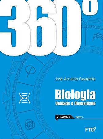 Conjunto 360º - Biologia - Volume 3