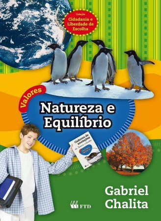 Valores - Natureza e equilíbrio