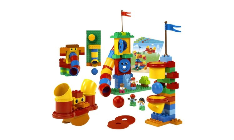 Lego Education 9076 - Experimentos com Tubos