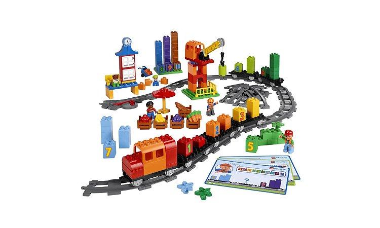 Lego Education 45008 - Trem da Matemática