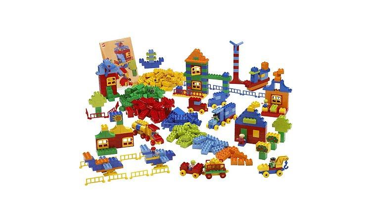 Lego Education 9090 - Conjunto Extra Grande de Blocos Duplo®
