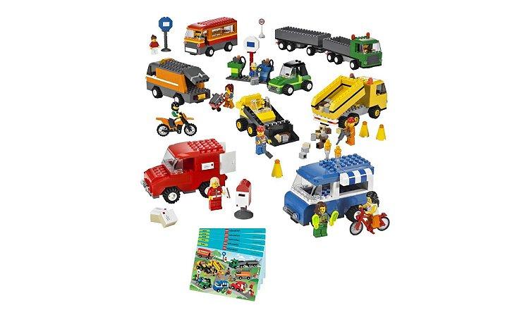 Lego Education 9333 - Veículos