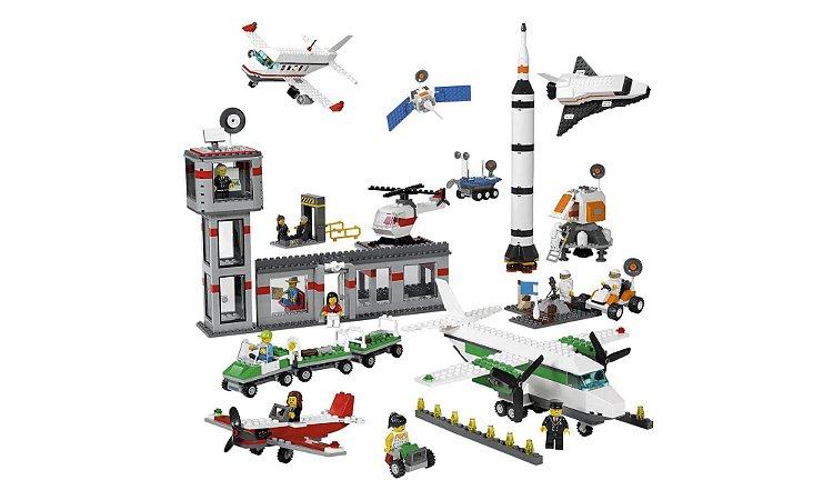 Lego Education 9335 - Aeroporto e Centro Espacial
