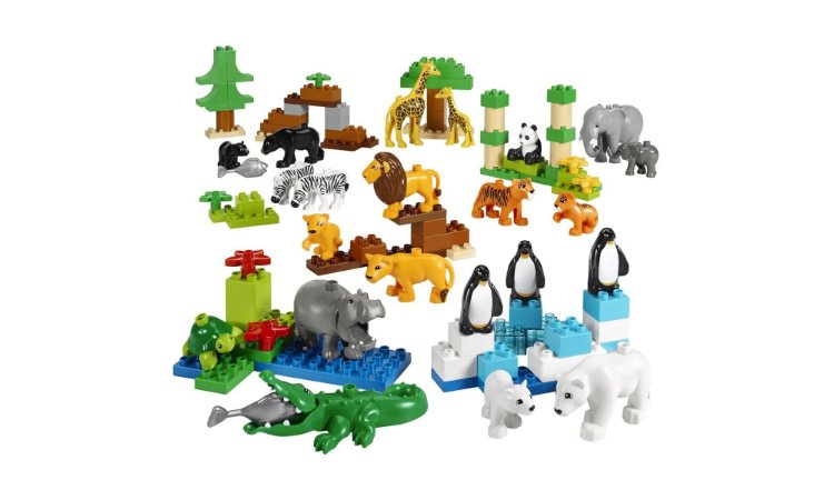 Lego Education 45012 - Animais Selvagens