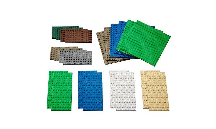 Lego Education 9388 - Base de Construção Pequena