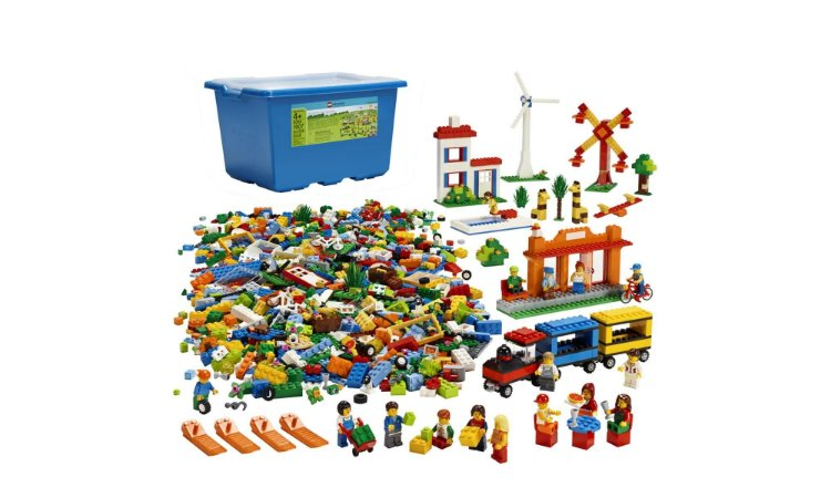 Lego Education 9389 - Sociedade