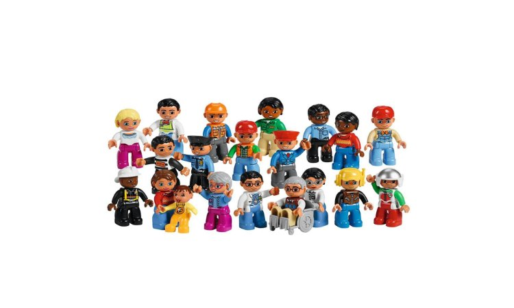 Lego Education 45010 - Conjunto Pessoas da Comunidade