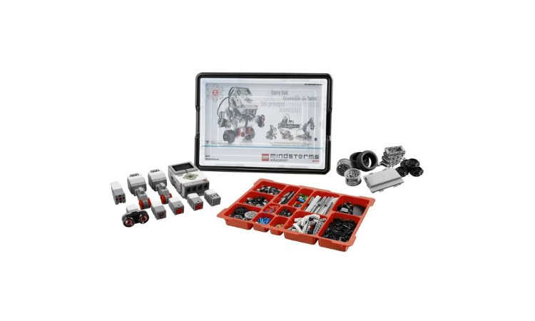 Lego Education 45544 - Mindstorms® EV3 - STEM e Programação